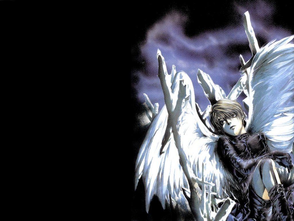 Обои ангелов gt обои anime